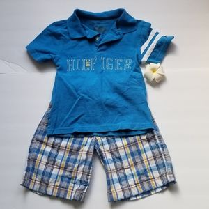 TOMMY HILFIGER BOYS MATCHING SET